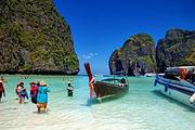 泰国旅游 大小PP岛皮皮岛 浮潜  蚊子岛 竹岛 蛋岛 玛雅湾 普吉岛一日游