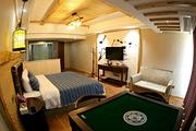 自选滑雪/冰雕,酒店毗邻动物园长沙艾特你智慧酒店,自选长沙生态动物园/三只熊滑雪场