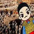 【兵马俑+华清宫】可订长恨歌/驼铃传奇赠午餐+耳麦+甑糕茯茶