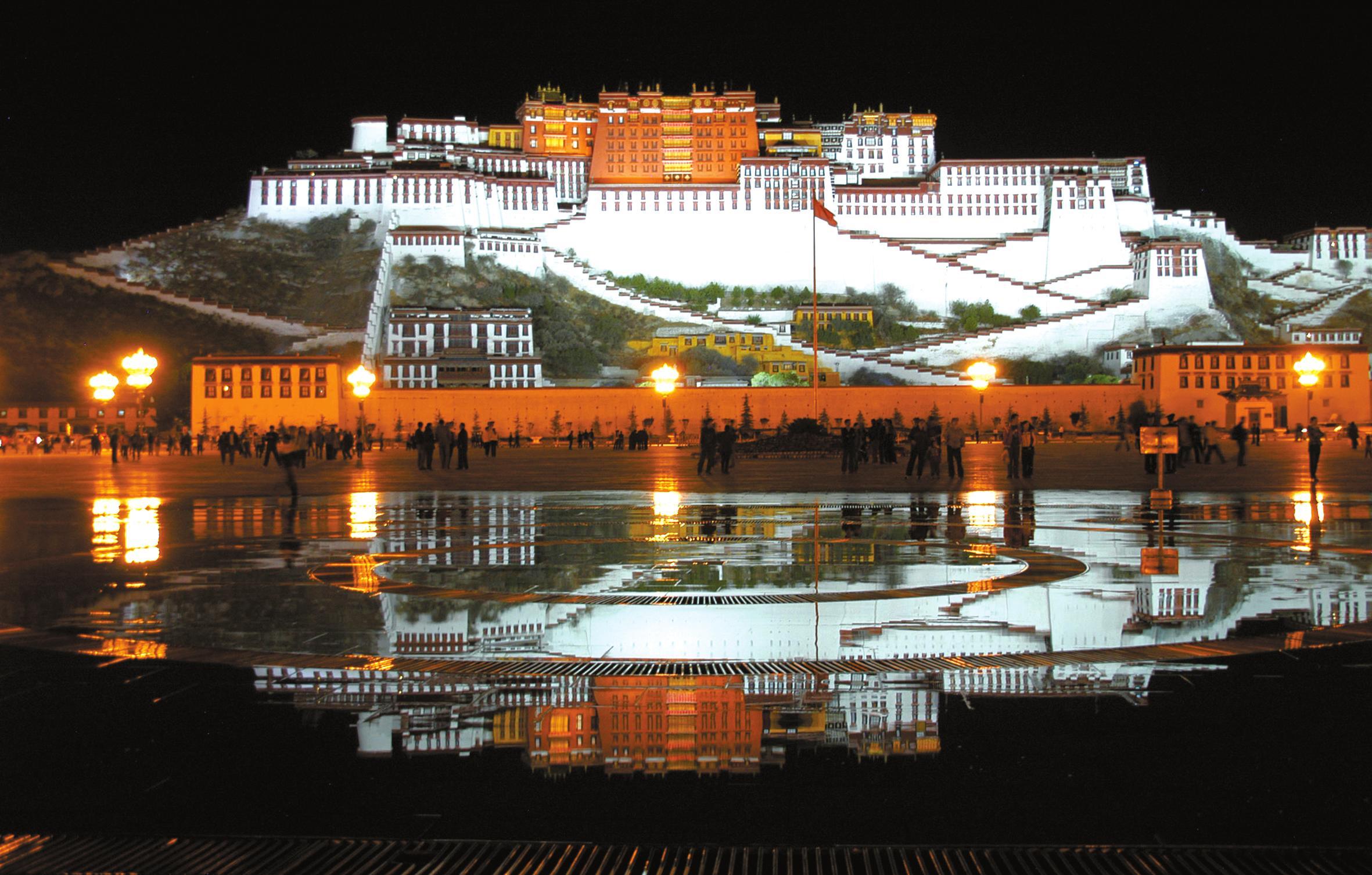 <纯玩西藏>☞神的孩子都要来西藏☜圣城拉萨布达拉宫门票+大昭寺+专业导游讲解