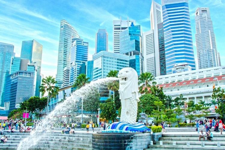 亲子游!北京直飞新加坡,豪华型支付宝提现(可升级)/含接送机+环球影城门票+流量卡
