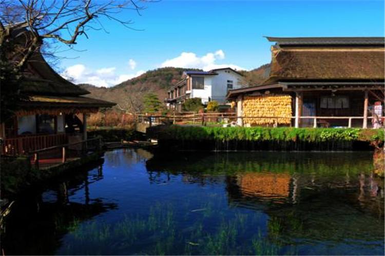 观山听海 日本本州四大名城三温泉美食美景七日