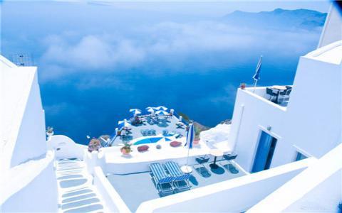 希腊9日私家团丨升级3晚悬崖支付宝提现+2段内陆飞+古希腊遗迹+精美三道式+下午茶