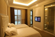 来四季悦水游村戏水吧,住苏州乐园四季悦温泉精品酒店,含双早