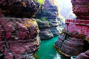 云台山两日游 品质纯玩 无购物无自费 红石峡 小寨沟 茱萸峰全览