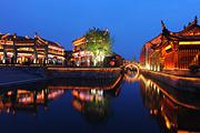 (淄博周边游)台儿庄古城2日游!有各种台儿庄古城二日游套餐可选,欢迎预定!