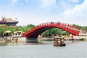北京到河南清明上河园、包公祠、小宋城、少林寺、龙门石窟双卧4日游