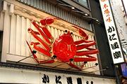 大阪帝王蟹蟹道乐 纲元本馆餐券