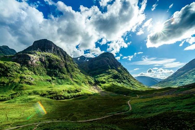 苏格兰高地天空岛三日游