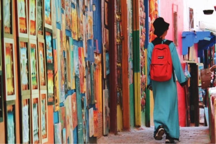 摩洛哥突尼斯阿尔及尔马耳他14天13晚深度游(撒哈拉沙漠+蓝色童话舍夫沙万)