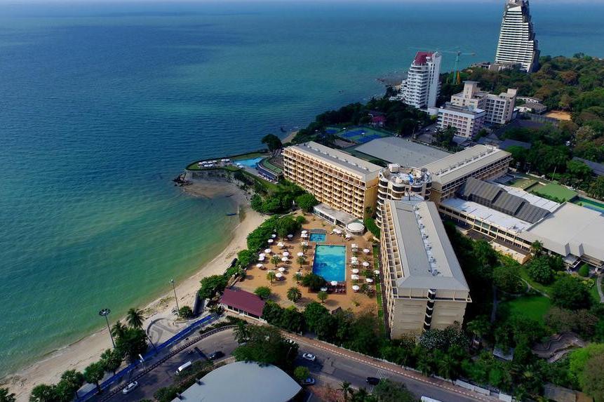 2人起订泰国曼谷、芭堤雅5日4晚自由行入住2晚曼谷杜斯特塔尼酒店、2晚芭堤雅都喜天丽酒店,含机场至酒店接送机、曼谷至芭堤雅酒店接送车