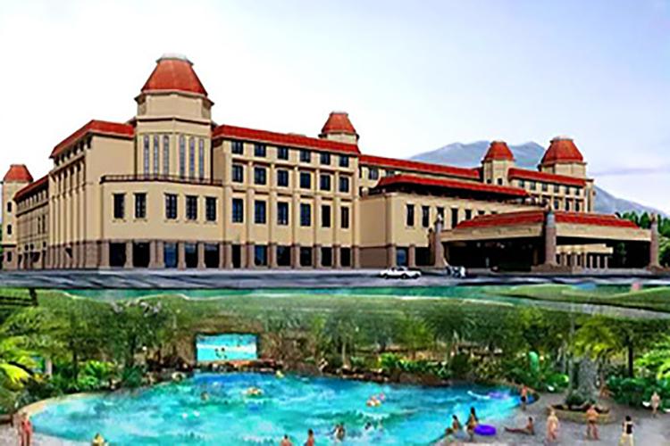 <亚布力森林温泉酒店+新体委滑雪2天1晚双人自由行>森林温泉+3小时滑雪