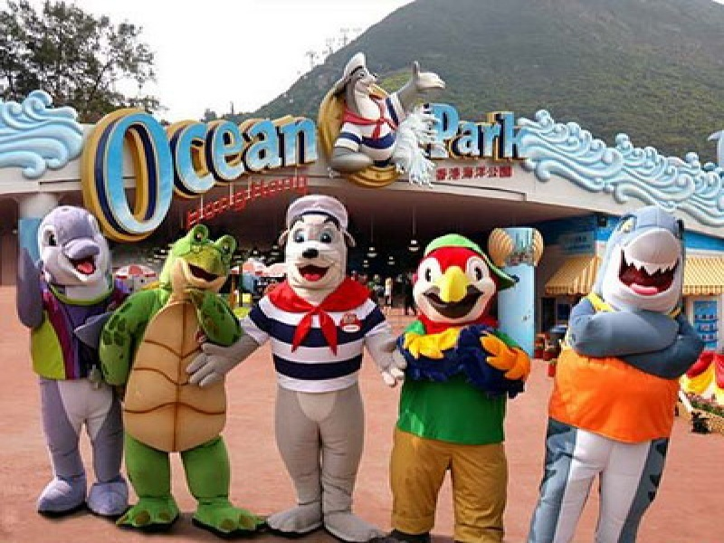 ☀钜惠!一价全包香港4日游✦景点观光✦海洋公园✦迪士尼乐园+全天自由行!