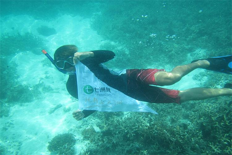 五星度假村马来西亚沙巴美人鱼岛一日游品质版:TB海滩