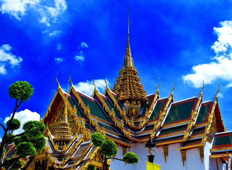 泰国自由行「曼谷市区奢华国际五星-拉查丹利中心支付宝提现」机酒+赠流量卡+专车接送