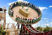 常州环球港邮轮酒店+常州中华恐龙园/侏罗纪水世界/江南环球港