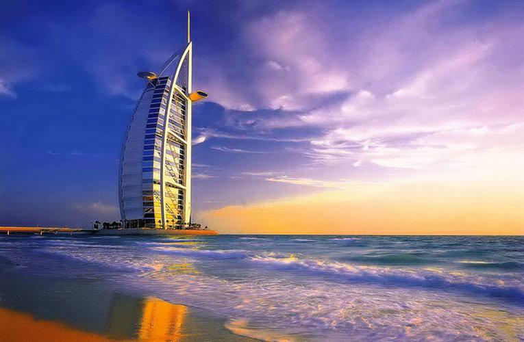 中东风情 奢华迪拜5晚6 全程四星 谢赫扎伊德清真寺+迪拜博物馆+人工岛W