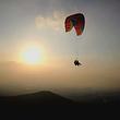 沈阳帽山滑翔伞/棋盘山动力伞体验/飞虎航空运动【 独特体验】
