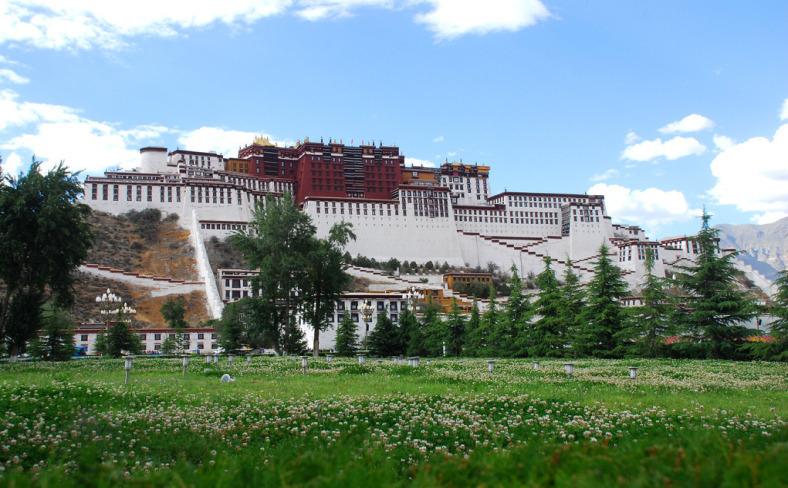 纯玩团☞神的孩子都要来西藏☜圣城拉萨布达拉宫门票免费+专业导游讲解