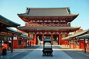 日本东京自由行4晚5日、连住新宿华盛顿酒店近地铁、逛东京,畅心游玩