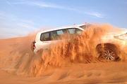 阿联酋迪拜晨间沙漠冲沙半日游