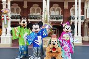 东京迪士尼一日(新宿出发)、 迪士尼乐园/海洋+单程/往返巴士、多种套餐选择