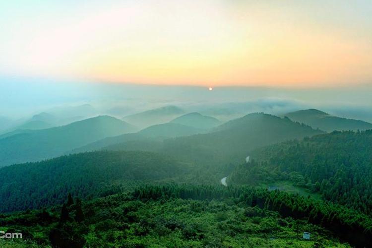 武陵山国家森林公园旅游