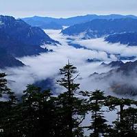 神农顶景区
