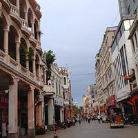 海口骑楼老街