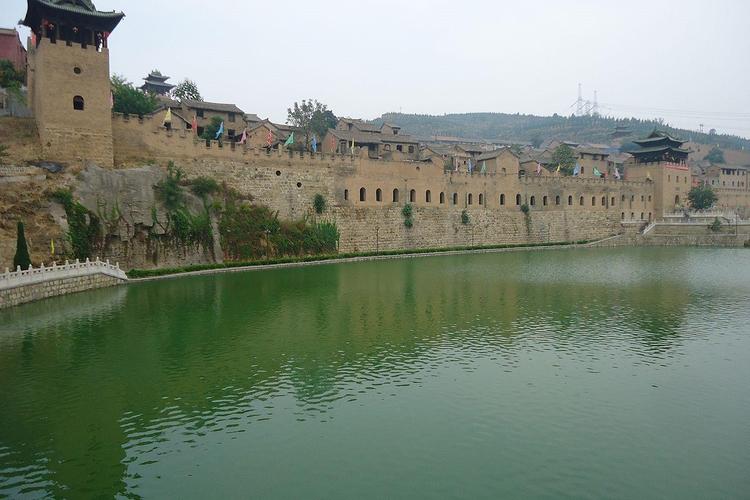 湘峪村旅游