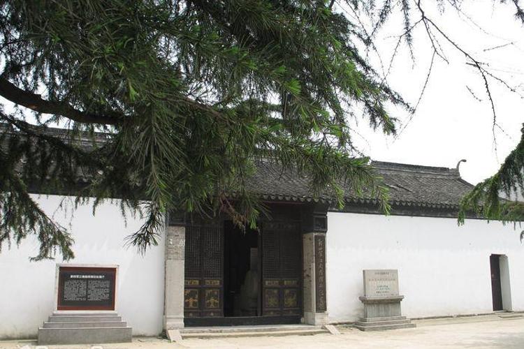 新四军江南指挥部纪念馆旅游