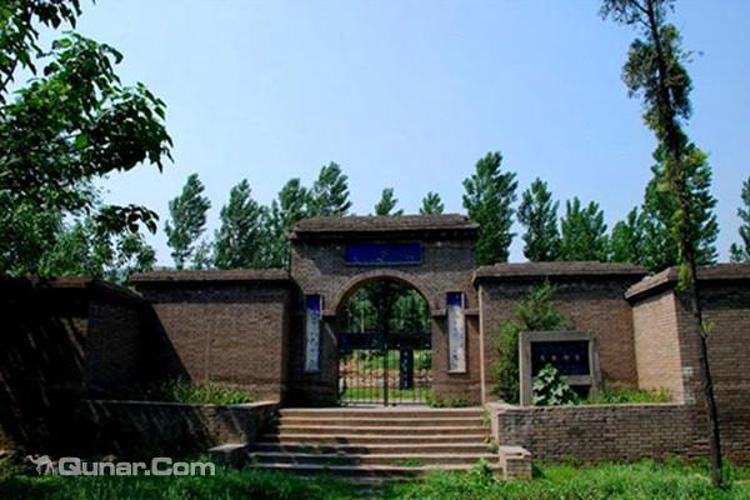 朱载堉墓旅游