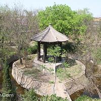 绛守居园池