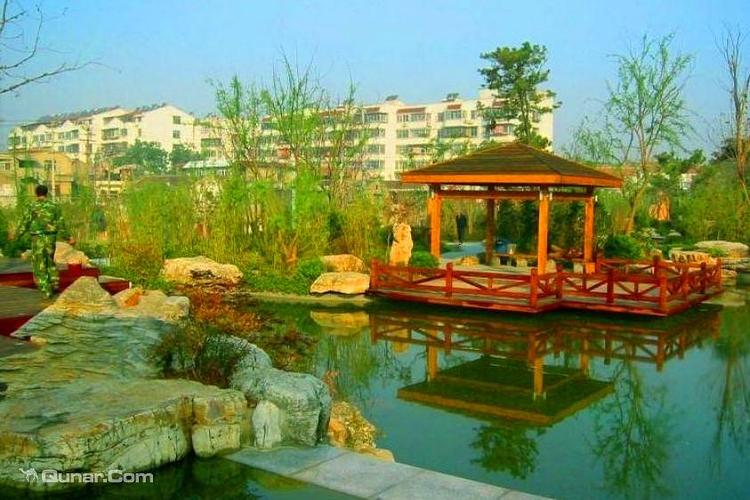 故黄河公园旅游