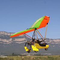 林州航空运动俱乐部滑翔伞飞行体验基地