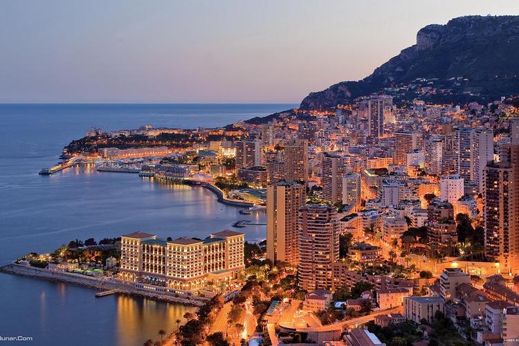 摩纳哥旅游