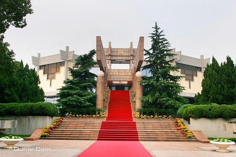 南湖革命纪念馆旅游
