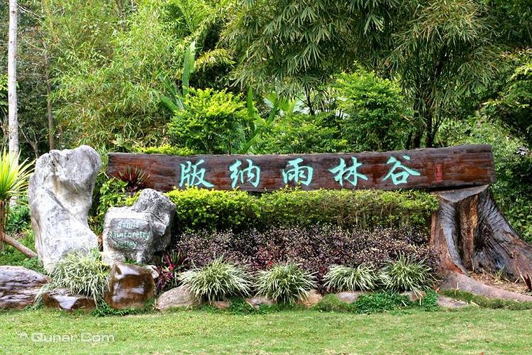 雨林谷旅游
