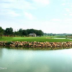 湖北武汉鄂州梁子湖高尔夫俱乐部