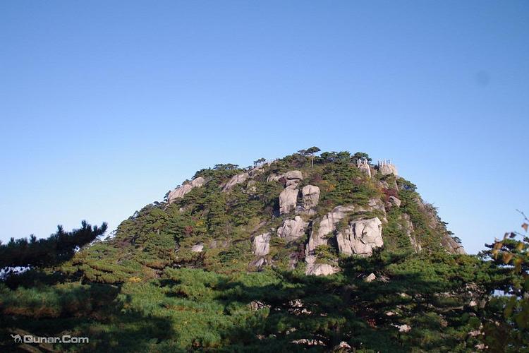 狮子峰旅游