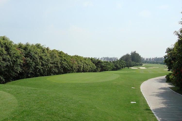 深圳碧海湾高尔夫俱乐部旅游