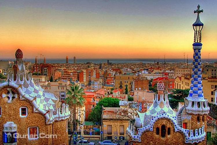 巴塞罗那旅游