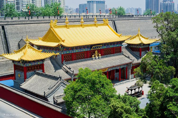 西安广仁寺旅游