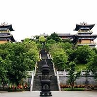 海南文笔峰盘古文化旅游区