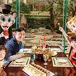 广州长隆酒店白虎餐厅