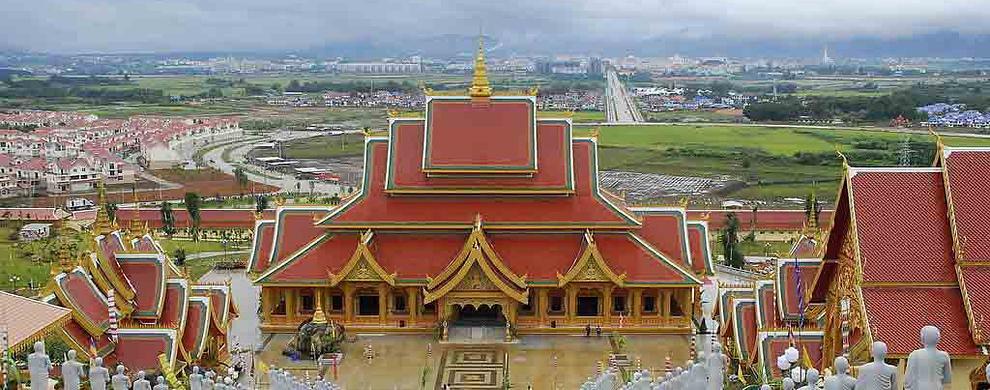 西双版纳勐泐文化旅游区  第3张