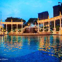 千江温泉度假酒店温泉