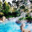 弥勒湖泉酒店半山温泉