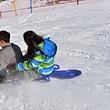 宁夏六盘山周沟滑雪场