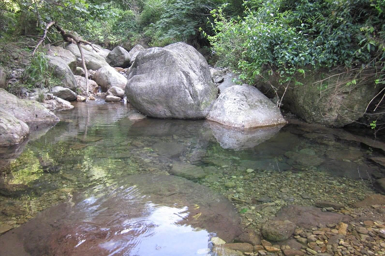 龙门十八瀑旅游